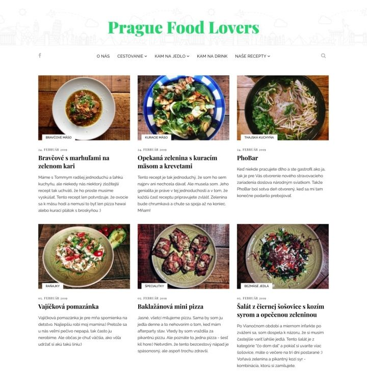 Prague Food Lovers: Jedzte, pite a cestujte s nami